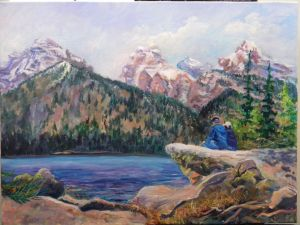 Ruebush Mountains