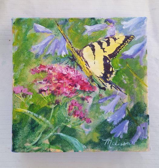 Tiger Swallowtail 6x6