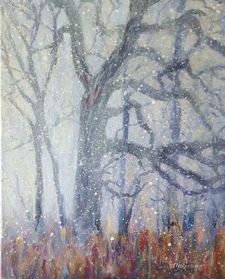 Joyce's snow 2